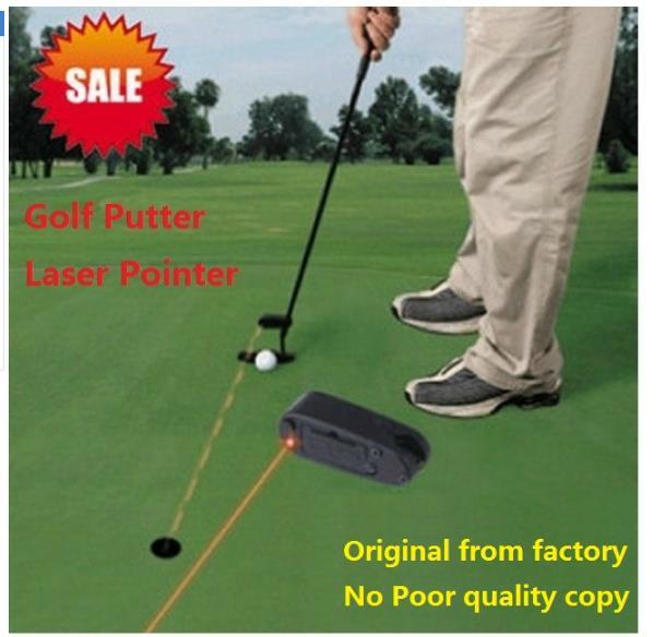 Assistant font b golf b font putter laser sighter beginner supplies for font b golf b