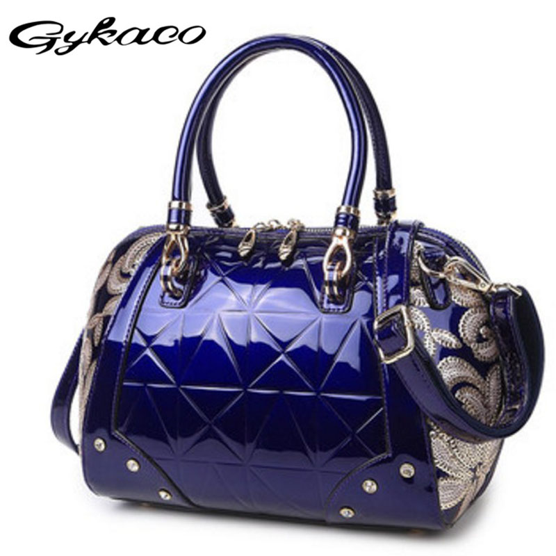 New summer sequined women fashion brand handbags high quality top PU leather handbag mother Leather Shoulder Messenger Bag Totes beep2018 new high quality fashion luxury brand leather handbags fashion shoulder bag women s well known brand