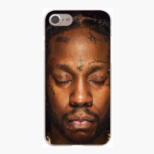 Lil Wayne Hard Transparent Case for iPhone 7 7 Plus 6 6S Plus 5 5S SE 5C 4 4S