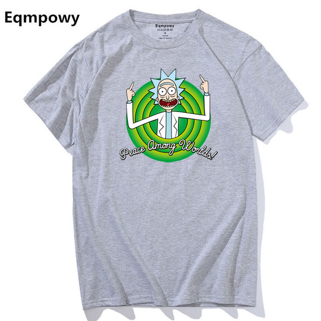 Rick and Morty- T shirts