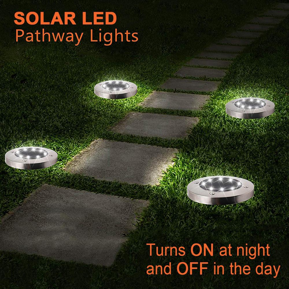 kohree 8 4pcs solar lampada do gramado 02