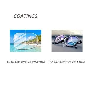 Image 3 - Aangepaste Recept lens voor Mannen Vrouwen RX Lens Bril Asferische Bijziendheid Verziendheid Presbyopie Optische Lens 1.56 1.61 1.67 1.74