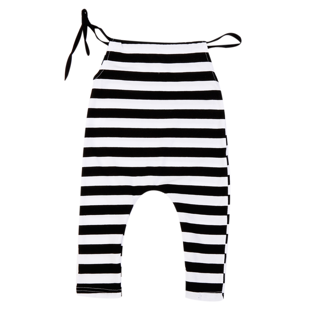 Summer Baby Boys Girl Rompers Sleeveless Cotton Jumpsuit Black White Striped Romper Cute Kids Baby Clothes Outfits 2pcs set newborn floral baby girl clothes 2017 summer sleeveless cotton ruffles romper baby bodysuit headband outfits sunsuit