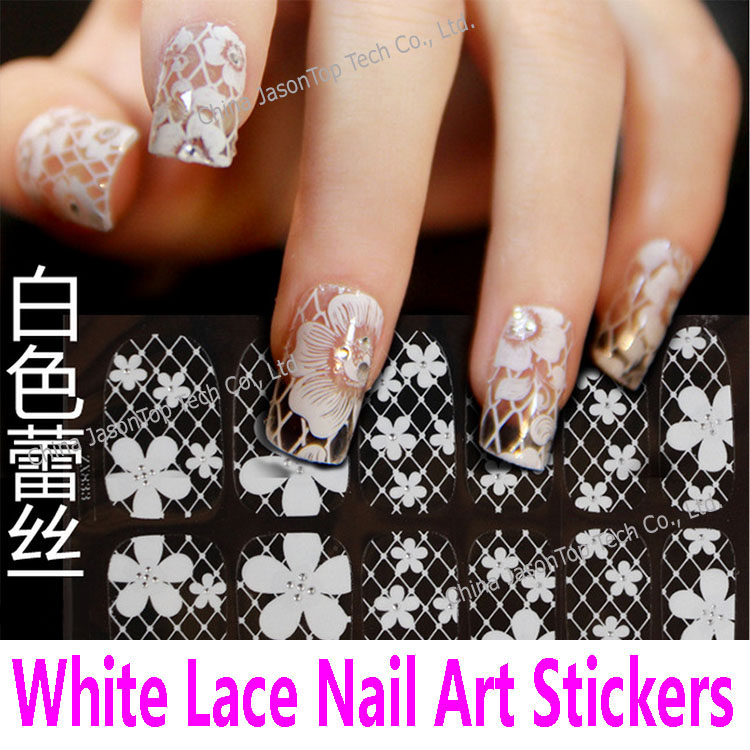 Buy lace fake nails and get free shipping on AliExpress.com