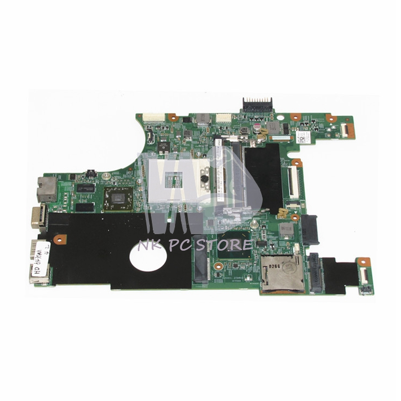 CN-07NMC8 07NMC8 7NMC8 For Dell Inspiron 14R N4050 Laptop Motherboard HM67 DDR3 ATI HD 6470M Discrete Graphics nokotion laptop motherboard for dell vostro 3500 cn 0w79x4 0w79x4 w79x4 main board hm57 ddr3 geforce gt310m discrete graphics