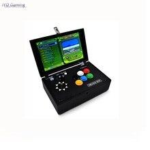 10 «дюймов Pandora 6 S мини игровой автомат 1399 игры нулевой задержкой джойстик пуговицы печатной платы Ретро видео коробка Аркада машина