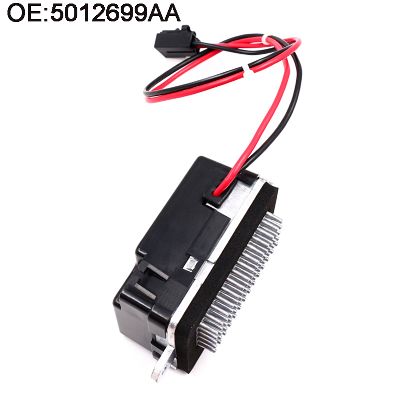 New Blower Motor Resistor Auto Temp Control For Jeep Grand