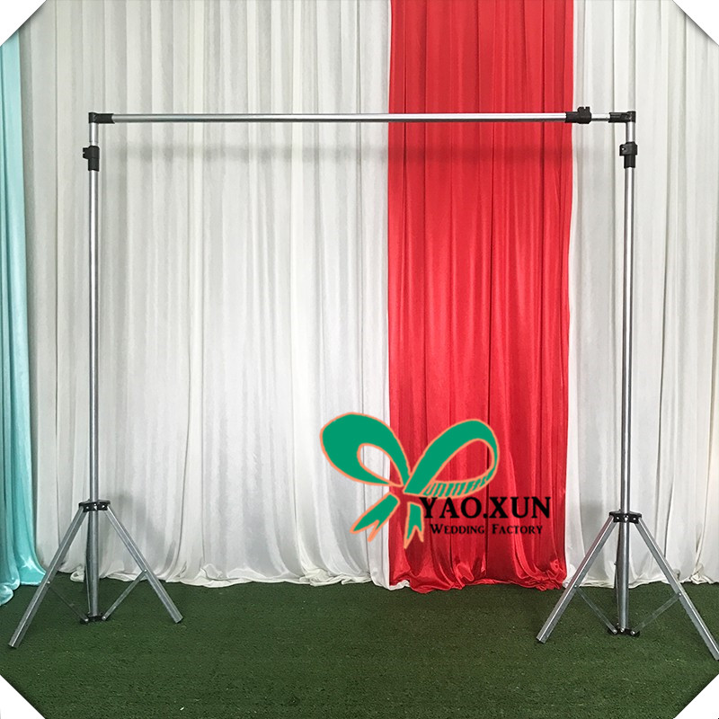 Hot Sale Stronger Wedding Backdrop metal Stand \ Galvanized steel Pipe Stent Free ShippingHot Sale Stronger Wedding Backdrop metal Stand \ Galvanized steel Pipe Stent Free Shipping