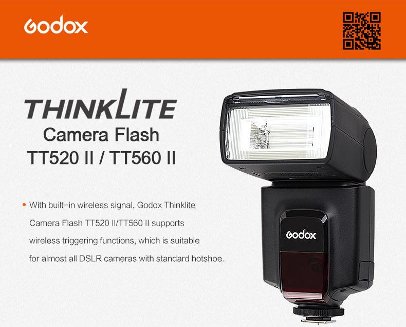 Godox TT560II Camera Flash with 16 Channels transmitter (15)
