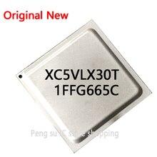 XC5VLX30T 1FFG665C BGA XC5VLX30T 1FFG665C Чипсет