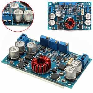 Image 5 - LTC3780 DC 5V~32V to 1V~30V 10A Automatic Step Down Regulator Charging Module 77.6 x 46.5 x 15mm Board Integrated Circuits