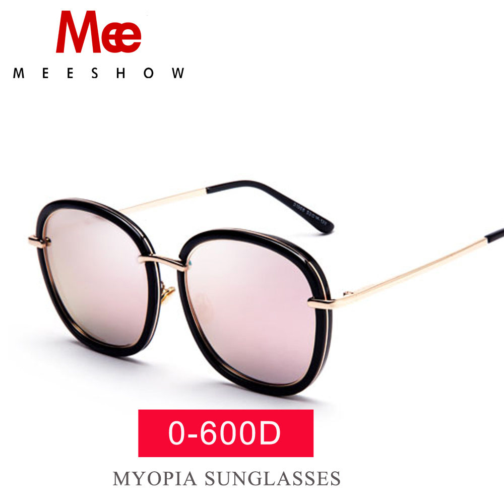 2019 polarized Sunglasses Color Mirror Lens For Myopia 0.00-4.00, Astigmatism 0.00-2.00 Degree Sunglasses Prescription glasses