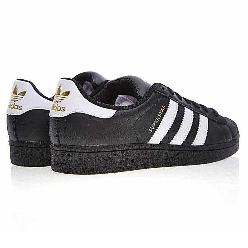 4b6103287e87 Adidas Clover SUPERSTAR Gold Label Shell Head Men and Women Walking Shoes