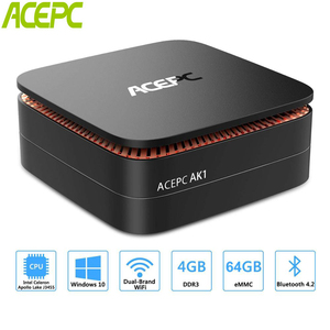 ACEPC AK1 Mini PC Windows 10 M
