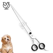 10 inch High Quality Professional Pet Scissors Set Dog Cat Tesoura Pet Grooming Cutting Scissors Kit Shears Set