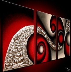 Hot Beautiful Large Modern Abstract Art Oil Painting Wall Deco canvas(no framed)