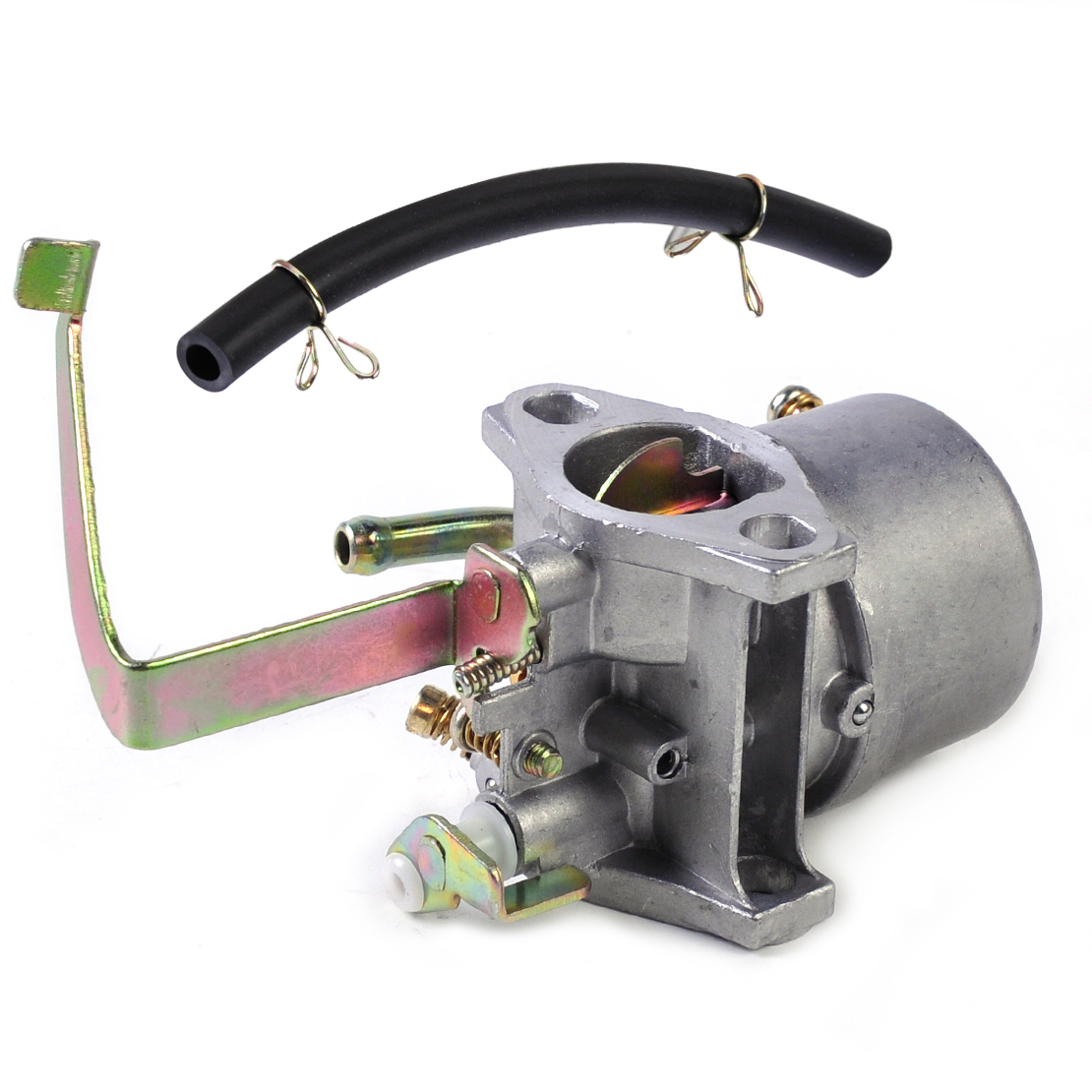 DWCX New Motorcycle Carburetor Carb 60338 66619 for Harbor Freight Chicago Electric Storm Cat 900 Watts 63CC/64CC 2HP Generator цена