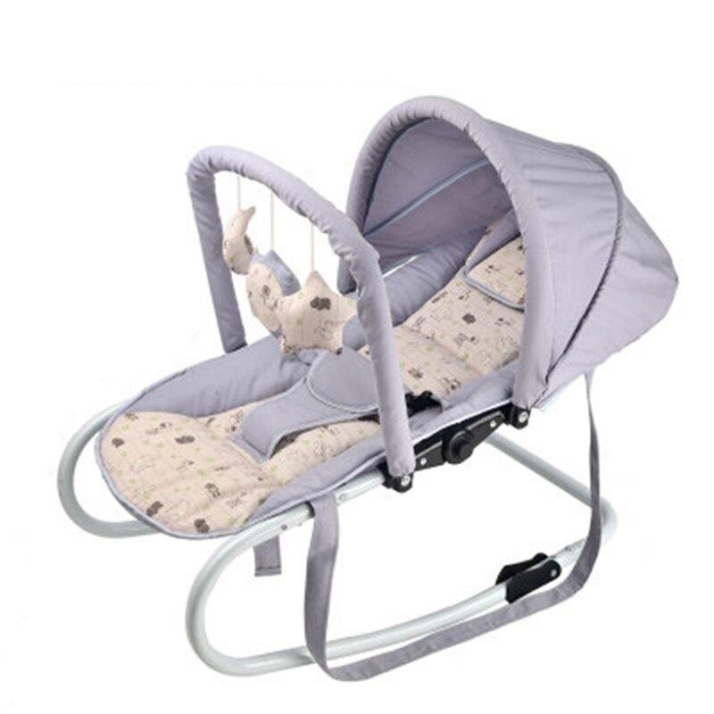 2018 Portable pliant bébé lit nouveauté bébé berceaux infantile bébé Balance chaise chaise de couchage