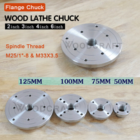 Flange Plate Milling Chuck for wood lathe chuck,chuck jaw, mini lathe woodworking,machine tool accessories,wood lathe chuck jaws