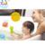 2017 Nuevo Juguete Del Baño Del Bebé Piscina Infantil de Natación Juguetes Animales apilamiento Juego de Niños Niños Baño de Hidromasaje Herramienta de Pulverización de Agua de Juguete regalos