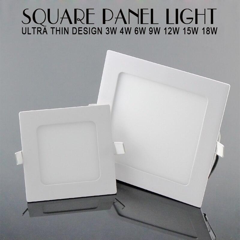 3w/5W/6W/9W/12W/15W/25W led panel lighting ceiling light DownlightAC85-265V , ,Warm /Cool white,indoor lighting,HOT SALE!!!