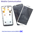 Original X Play LCD display For Motorola MOTO X Play xt1561 XT LCD Touch Screen Digitizer Replacement With Middle frame