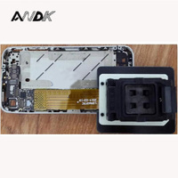 LGA60 FPC Flexible Wire Mobile Phone Repair Socket Iphone Ipad Nand Flash Memory IC Chip HDD