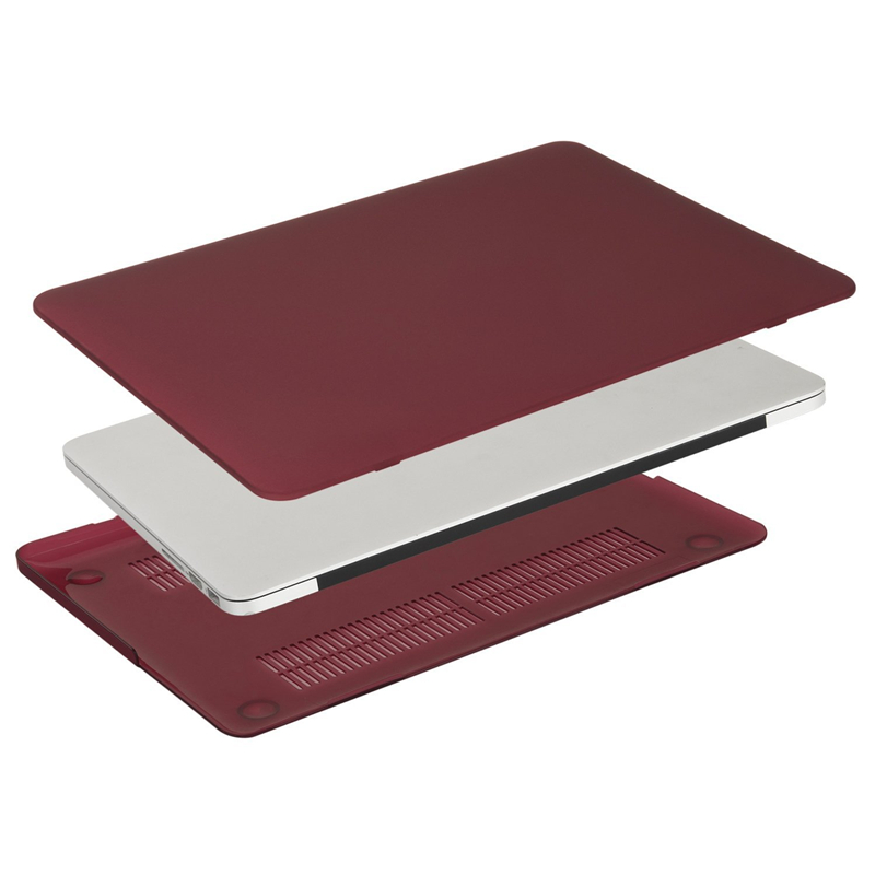 Image 5 - Mosiso 2019 matte capa dura para macbook pro 13 retina 13 15  modelo a1502 a1425 a1398 capa para mac book 13.3 polegadaBolsas e  estojos p/ laptop