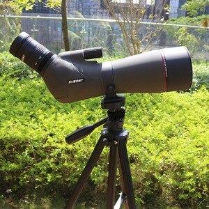 "Image 2 - Svbony 20 60x80 Zoom Spotting Scope Stikstof Gevuld Water Proof Telescoop Dual Focus Mechanisme Metalen Body W/54 ""aluminium Statief"
