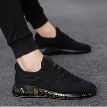 c03cd79279 Adultes Marcas homens sapatos moda casual sapatos Respirável Confortáveis  Zapatillas de deporte sapatos masculinos luz Lazer