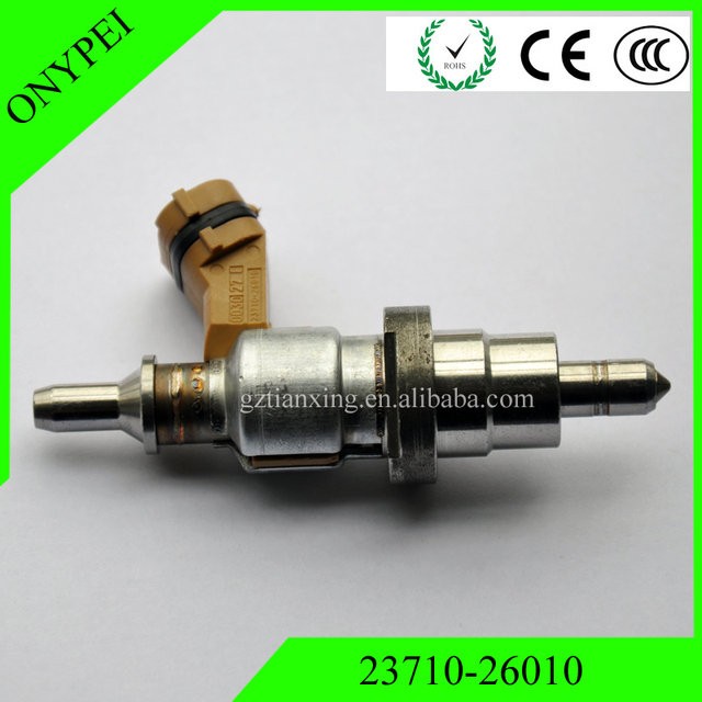23710-26010 23710-26011 23710-26012 Fuel Injector For Toyota Corolla Auris Avensis 1ADFTV Rav4 2ADFHV 2371026010 2371026011