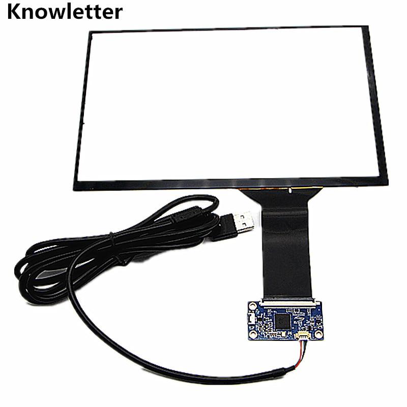 10,1 Zoll 10 Punkt 16:10 Kapazitiven Touchscreen Kit Set Usb Für Raspberry Pi 3 Auto Auto Display Android Bestellungen Sind Willkommen.