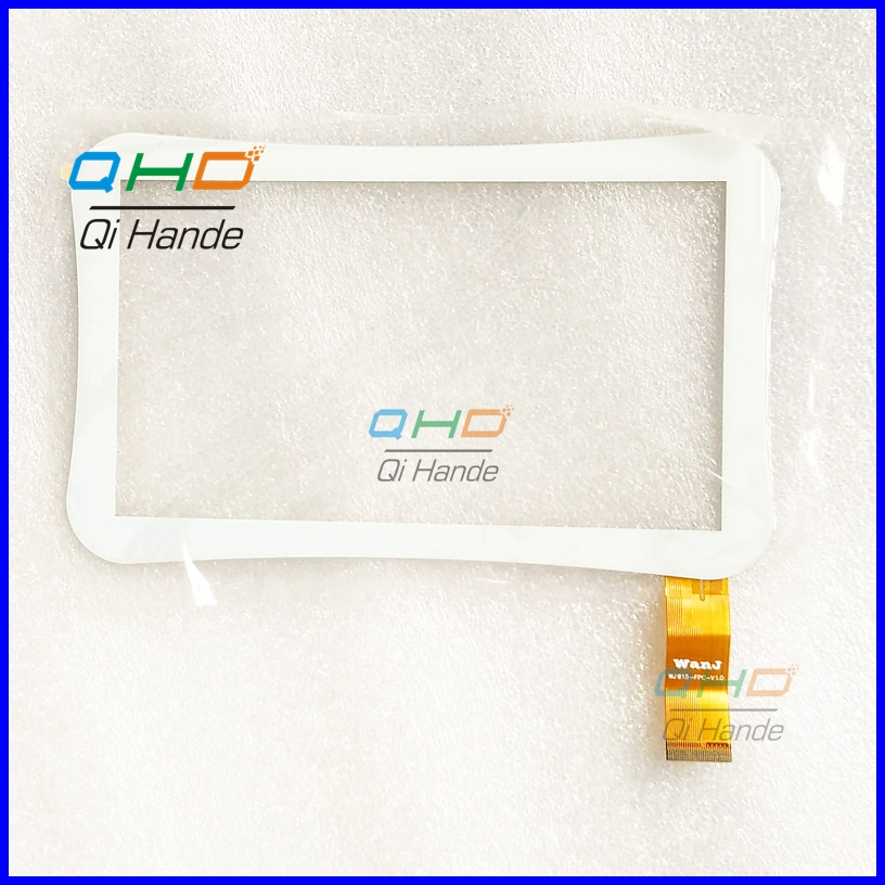 New 7'' inch for PlayPad 3 tablet pc capacitive touch screen glass digitizer panel new 10 1 tablet pc for 7214h70262 b0 authentic touch screen handwriting screen multi point capacitive screen external screen