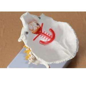 Image 2 - Life size Human Anatomical Model Cervical Vertebra Model Cervical Spine with Neck Artery Occipital Bone Disc and Nerve Model