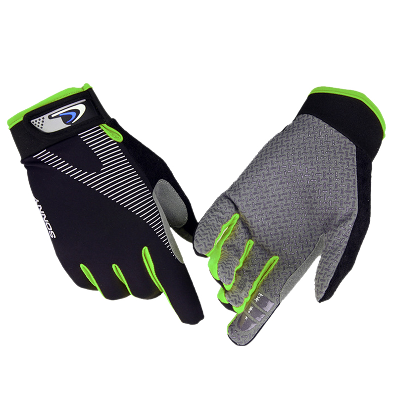 US $7 26 50% OFF|MUSEYA Outdoor Tactical Nonslip Gloves Mountain Bike  Bicycle Riding Cycling Full Fingers Gloves for Road Racing Sports-in Men's