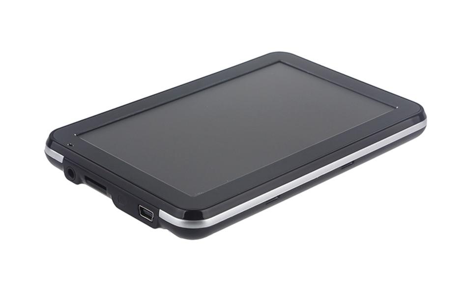 Hohe qualität 5 zoll gps-navigation mit 8G 256 ram kostenlose karte für alle autos