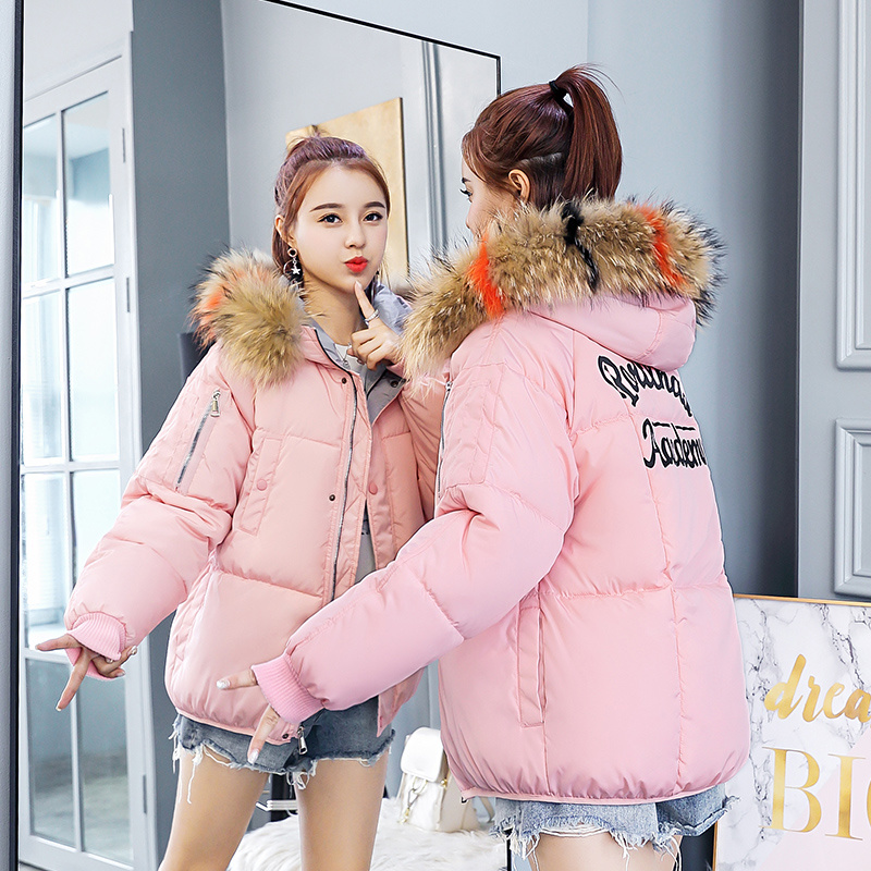 03c264cbb7d Cheap wholesale 2018 new winter Hot selling women's fashion casual warm jacket  female bisic coats L196-in Parkas from Women's Clothing