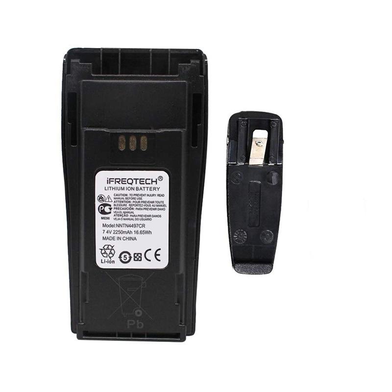 NNTN4497 PMNN4254 2600mAh Li-ion Battery For MOTOROLA Radio CP040 CP140 DP1400 CP160 CP180 DEP450 CP200 CP380 EP450 PR400 GP3688