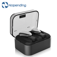 New Original Syllable D9 TWS Bluetooth Earphone Wireless Stereo Earbud Waterproof Headset Stereo Mic For Iphone