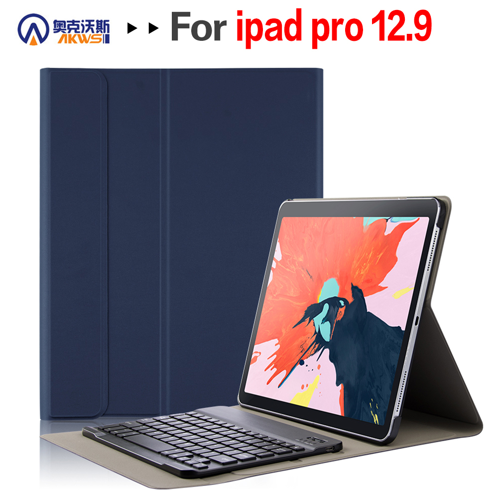 Walkers Table Case for 2018 IPad Pro 12 9 Inch New Model A1983 Magnetic Removable Detachable