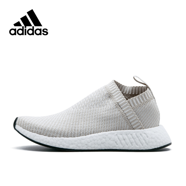 AdidasOriginals NMD CS2 CITY SOCK PK Womens New Arrival Authentic  Breathable Running Shoes Sports Sneakers BA7213