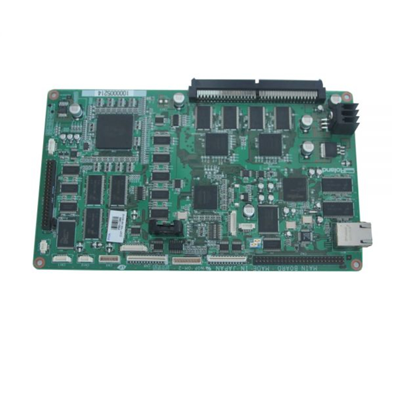 Original Roland XC-540 Main Board - 6702029000 good quality wide format printer roland sp 540 640 vp 300 540 rs640 540 ra640 raster sensor for roland vp encoder sensor