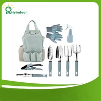 Garden Tools Storage Bags High Quality Aluminum Heads Garden Tools Gloves Heavy Cast Sets Bag Tool
