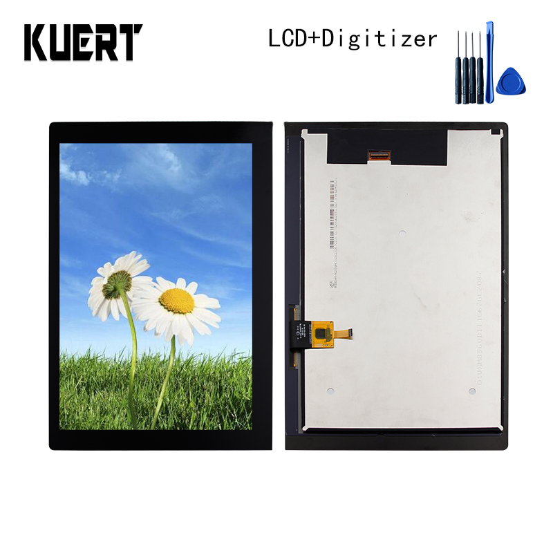 Tablet Touch Screen Digitizer Lcd Display  Assembly For lenovo Tab 3 YT3-X50F YT3-X50M YT3-X50 Repair Part opening tool 10 1inch lcd with touch for lenovo yoga tab 3 yt3 x50l lcd display touch screen digitizer glass lens assembly