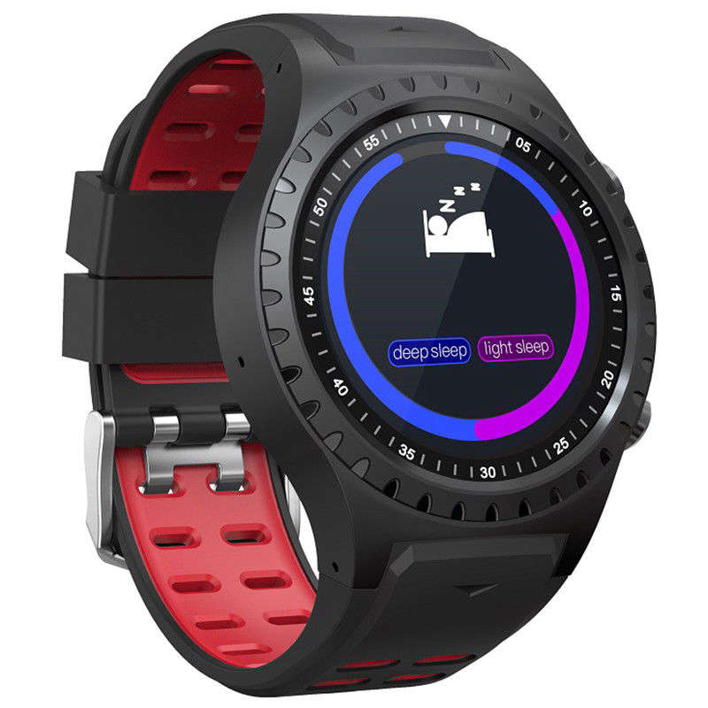 M1 Smartwatch 1.3 Inch Color Screen Multi-Sports Modes Dynamic Compass Gps HrmM1 Smartwatch 1.3 Inch Color Screen Multi-Sports Modes Dynamic Compass Gps Hrm