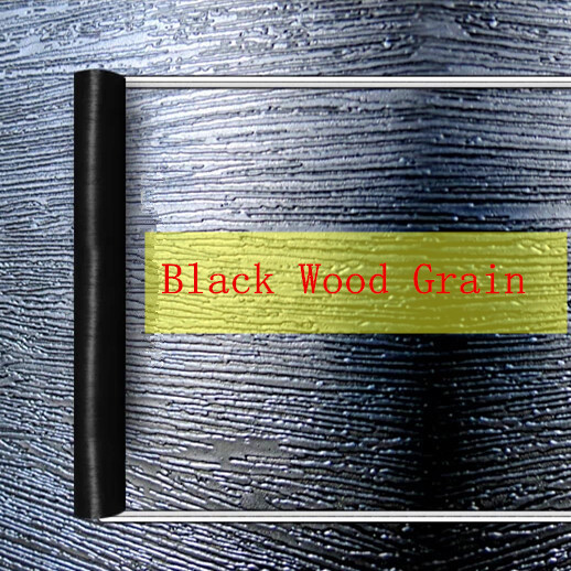48 x196 8 textured black wood grain self adhesive for 3d self adhesive wallpaper