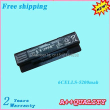 5200 мА/ч, N56 A32-N56 батареи ноутбука для ASUS A31-N56 A33-N56 10,8 V