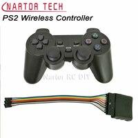 PS2 Беспроводной контроллер геймпад джойстик 2.4 г ручка Arduino робот DIY платформы