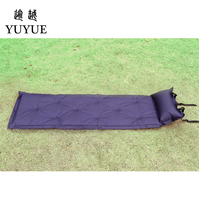 Cheap Waterproof Inflatable Mattress For Outdoor Camping Tent A Tourist Beach Blanket Inflatable Bed For Tent Sleeping bag 3
