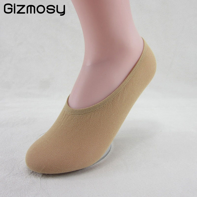 Warm comfortable cotton women's socks ankle low female invisible solid color socks for girl boy hosiery 1pair=2pcs BN5201
